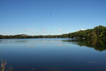 Indian Lake is located in Cedar Township, in central Osceola County ...
